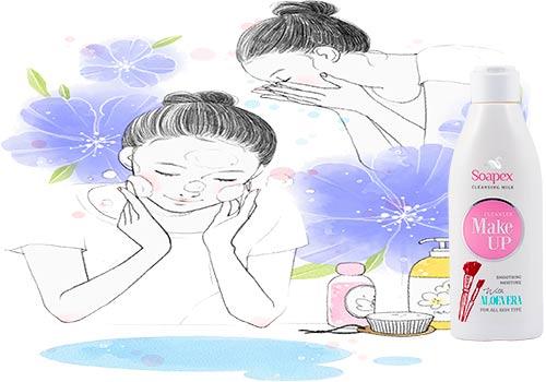 پاک کننده آرایش سوپکس